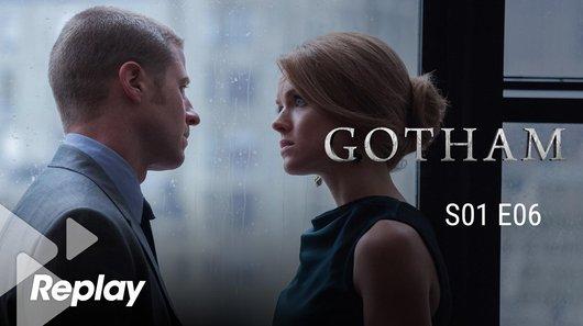 Voir le replay de l'émission Gotham du 12/10/2017 à 03h30 sur TF1