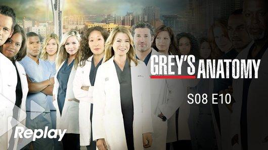 Voir le replay de l'emission Grey's Anatomy du 21/03/2018 à 21h30 sur TF1