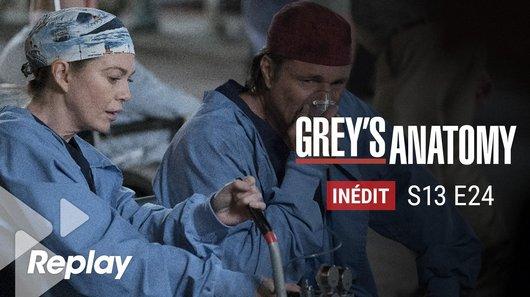 Voir le replay de l'emission Grey's Anatomy du 21/03/2018 à 23h30 sur TF1