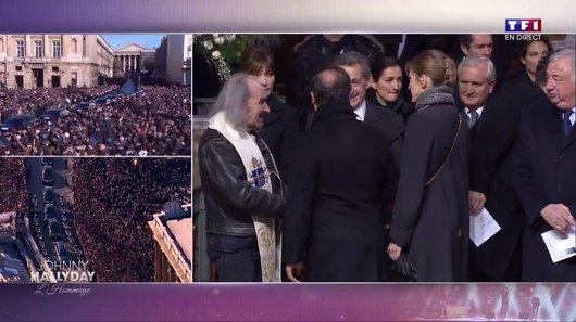 Voir le replay de l'emission Johnny Hallyday du 09/12/2017 à 13h30 sur TF1