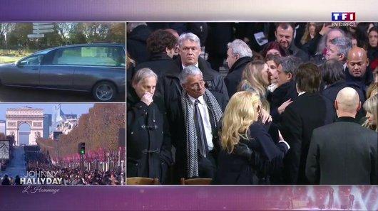 Voir le replay de l'emission Johnny Hallyday du 09/12/2017 à 12h30 sur TF1