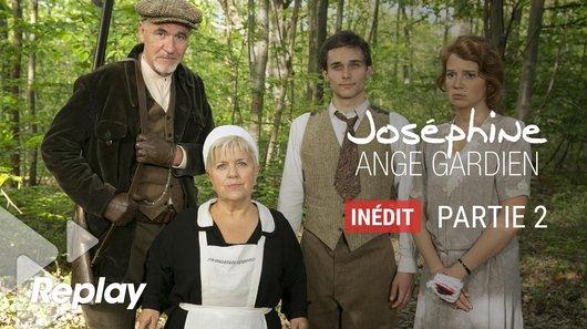 Voir le replay de l'émission Joséphine, ange gardien du 17/10/2017 à 00h30 sur TF1