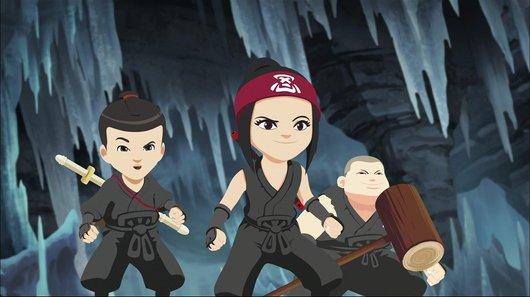 Voir le replay de l'émission Mini Ninjas du 22/07/2018 à 09h30 sur TF1