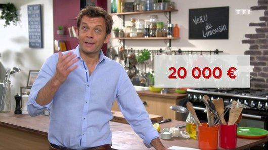Voir le replay de l'emission Petits Plats en Equilibre du 22/05/2017 à 12h55 sur TF1