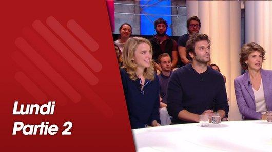 Voir le replay de l'émission Quotidien avec Yann Barthès du 15/10/2018 à 22h30 sur TF1