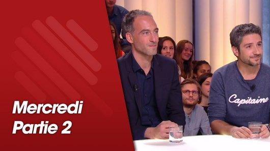Voir le replay de l'émission Quotidien avec Yann Barthès du 17/10/2018 à 22h30 sur TF1