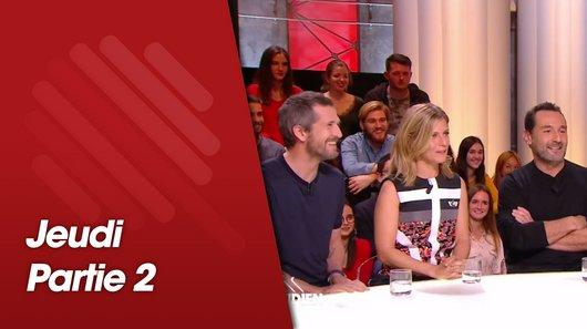 Voir le replay de l'émission Quotidien avec Yann Barthès du 18/10/2018 à 22h30 sur TF1