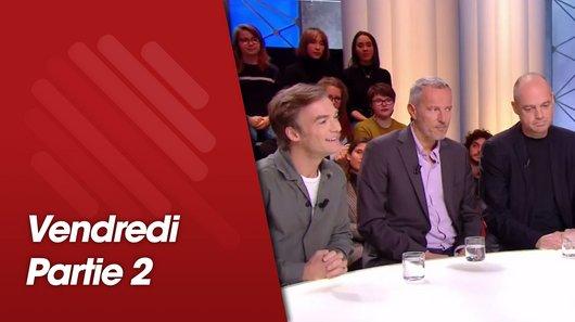 Voir le replay de l'émission Quotidien avec Yann Barthès du 19/10/2018 à 22h30 sur TF1