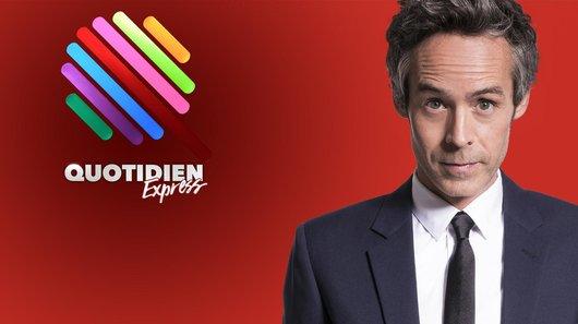 Voir le replay de l'émission Quotidien avec Yann Barthès du 17/03/2018 à 21h30 sur TF1