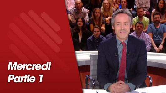 Voir le replay de l'émission Quotidien avec Yann Barthès du 17/10/2018 à 21h30 sur TF1