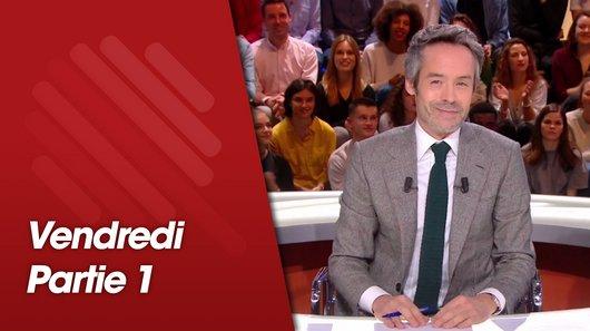 Voir le replay de l'émission Quotidien avec Yann Barthès du 19/10/2018 à 21h30 sur TF1