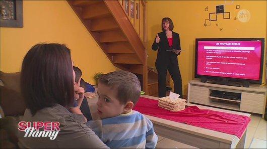 Voir le replay de l'émission Super Nanny du 16/12/2017 à 00h30 sur TF1