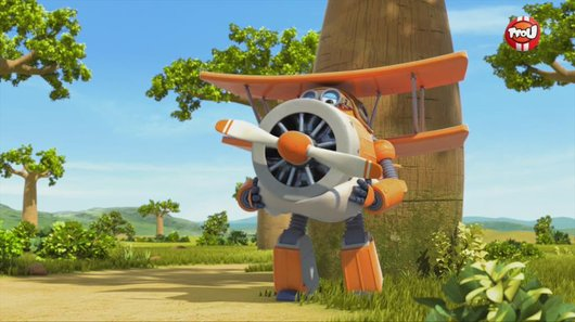Voir le replay de l'emission Super Wings du 16/03/2018 à 08h30 sur TF1