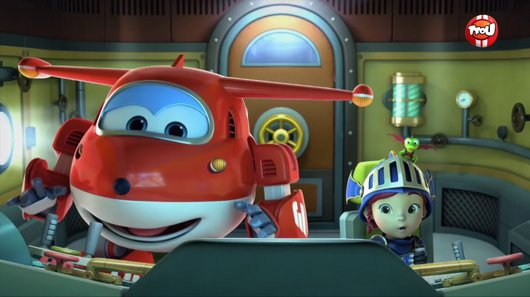Voir le replay de l'emission Super Wings du 19/03/2018 à 08h30 sur TF1