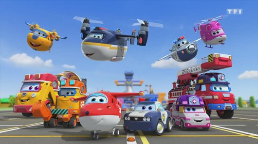 Voir le replay de l'émission Super Wings du 16/11/2018 à 08h30 sur TF1