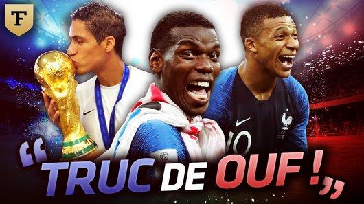 Voir le replay de l'émission Coupe du Monde de la FIFA, Russie 2018™ du 16/07/2018 à 19h30 sur TF1