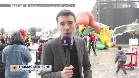 Voir le replay de l'émission Téléfoot du 18/03/2018 à 12h30 sur TF1