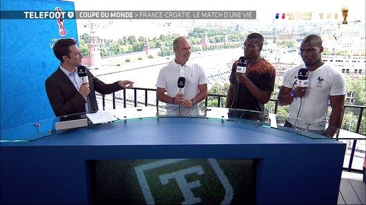 Voir le replay de l'émission Téléfoot du 15/07/2018 à 12h30 sur TF1