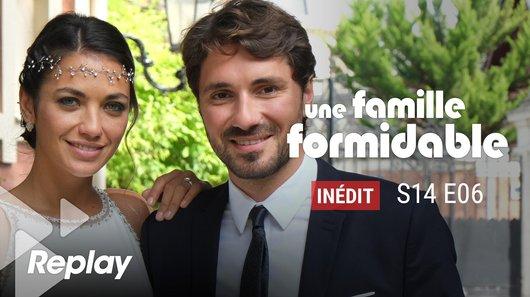 Voir le replay de l'emission Une famille formidable du 06/12/2017 à 00h30 sur TF1