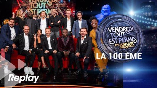 Voir le replay de l'émission Tout est permis avec Arthur - VTEP du 17/03/2018 à 03h30 sur TF1