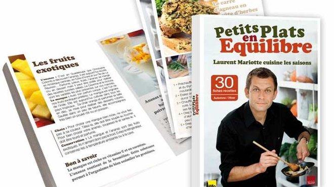 Recette de le livre petits plats en equilibre - Toutes les recettes de petit plat en equilibre ...