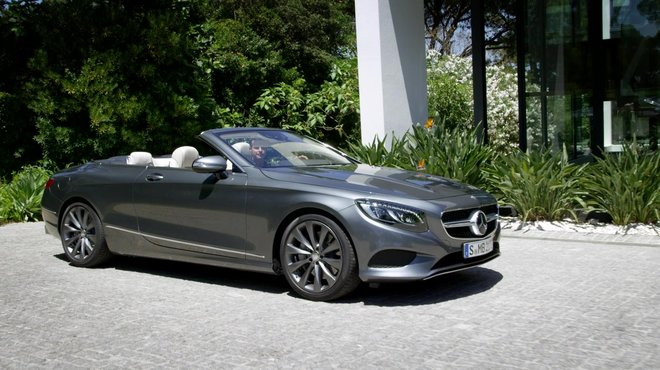 mercedes benz classe s cabriolet 2015 pr sentation officielle automoto tf1. Black Bedroom Furniture Sets. Home Design Ideas