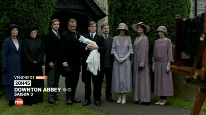 downton abbey saison 3 episode 9