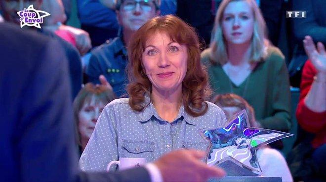 Les 12 coups de midi : Véronique a sa solution pour être HEUREUSE TF1