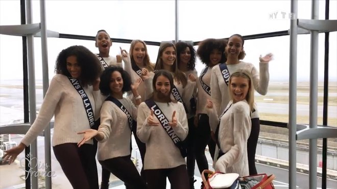Miss France 2019 Les Miss A L Ile Maurice L Aventure Miss France