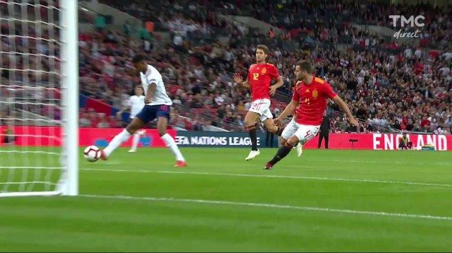 Angleterre Espagne 1 0 Voir Le But De Rashford En Video