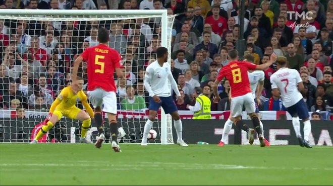 Angleterre Espagne 1 1 Voir Le But De Saul Niguez En Video