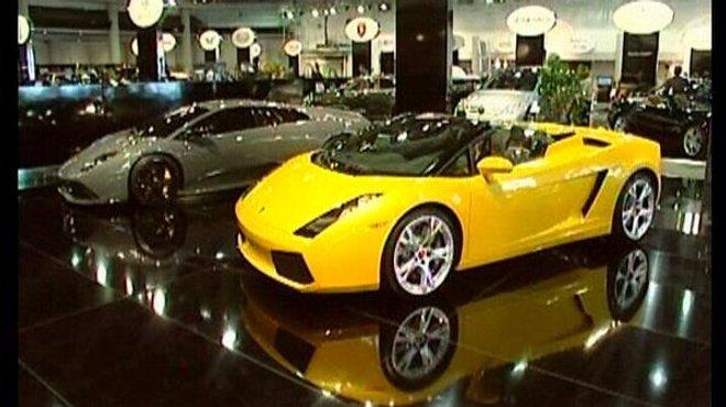 J a m top marques monaco le salon du luxe automoto tf1 for Salon du luxe
