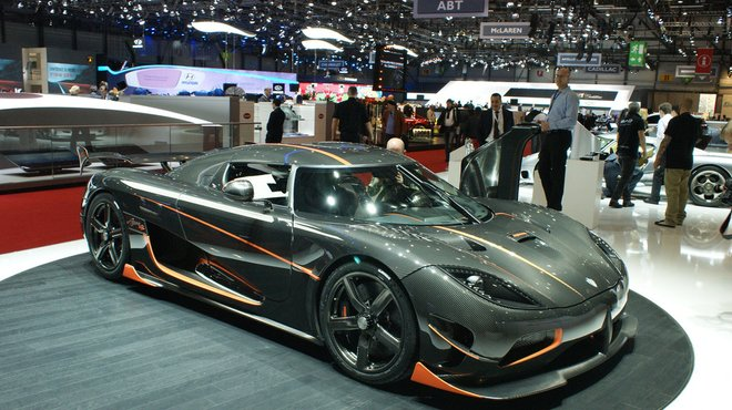 koenigsegg agera rs les 25 exemplaires vendus en moins d 39 un an automoto tf1. Black Bedroom Furniture Sets. Home Design Ideas