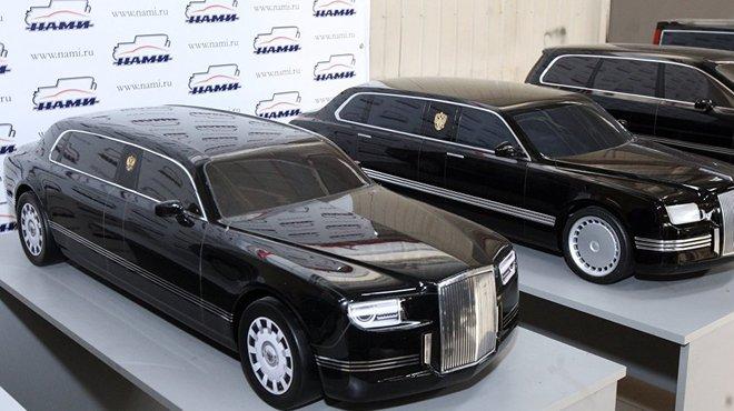 vladimir poutine d voile sa future limousine automoto tf1. Black Bedroom Furniture Sets. Home Design Ideas