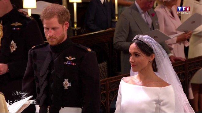 Mariage du Prince Harry et de Meghan Markle  les consentements des époux ,  Le mariage du Prince Harry et Meghan Markle , TF1