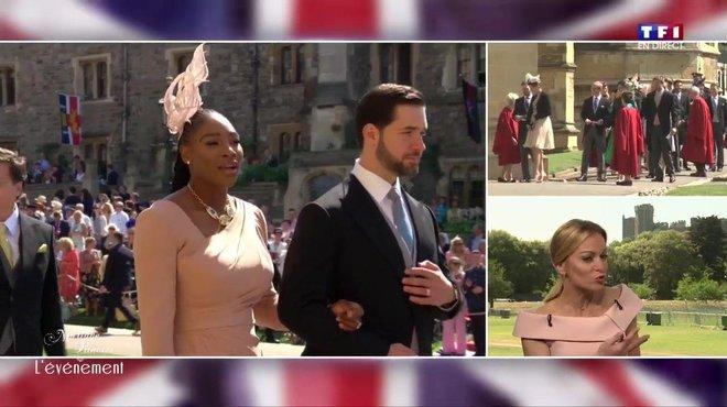 Mariage du Prince Harry et de Meghan Markle  Serena Williams est de la  partie , Le mariage du Prince Harry et Meghan Markle , TF1