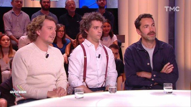 3 hommes et un couffin gratuit