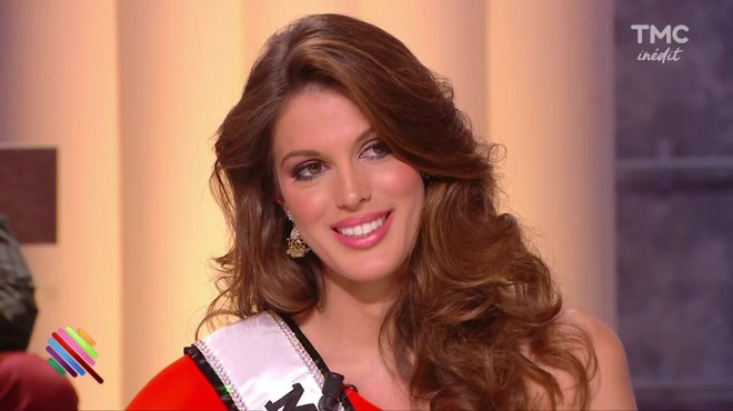 Quotidien Iris Mittenaere Univers De Retour France Universe Demi Leigh Nel Peters