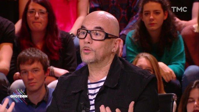 Pascal Obispo raconte ses débuts dans The Voice - Quotidien avec ... 31524ce55a0c
