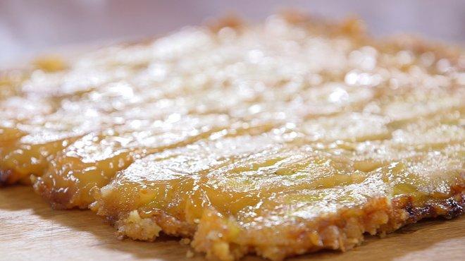 Recette de crumble de banane tatin petits plats en - Recette cuisine tf1 petit plat en equilibre ...