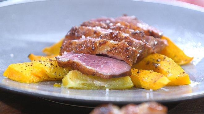 Recette de magret de canard l orange petits plats en - Recette cuisine tf1 petit plat en equilibre ...
