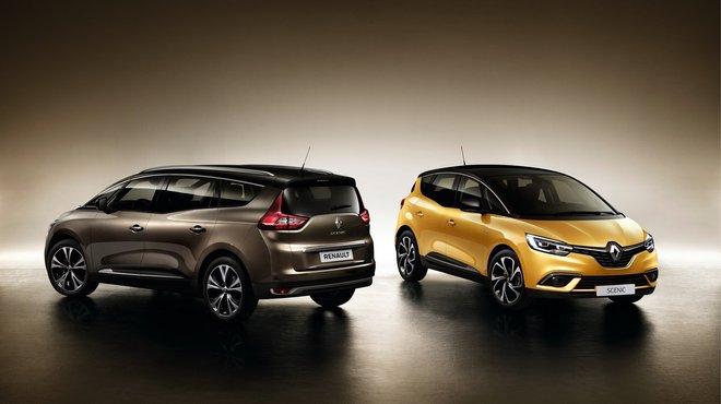 Mondial De L Auto 2016 Le Nouveau Renault Grand Scenic Presente A
