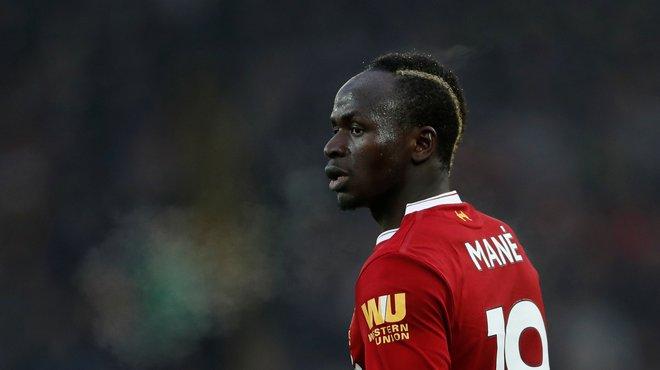 Maillot THIRD Liverpool Sadio Mané