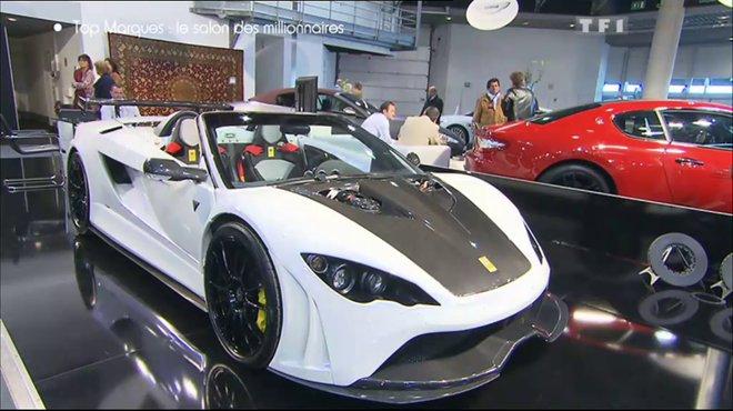 Top Marques Le Salon Le Plus Cher Au Monde Automoto Tf1