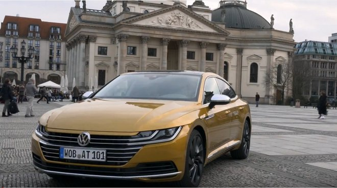 nouvelle volkswagen arteon arteon la nouvelle berline haut de gamme de volkswagen actu auto l. Black Bedroom Furniture Sets. Home Design Ideas
